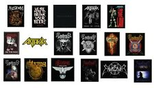 ALESTORM bring me the horizon ANTHRAX ensiferum SAXON emperor - SEW-ON PATCH