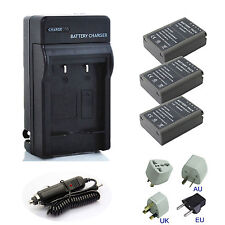 Decoded 1220mAh BLN-1 BLN1 Camera Battery / Charger for OLYMPUS OM-D Series E-M5