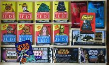 Star Wars: SEALED TRADING CARD PACKS - (1977-2013) ~ YOU PICK ~
