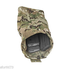 ELITE OPS SLIM LINE FOLDABLE DUMP POUCH, chest rig webbing armour carriers MOLLE