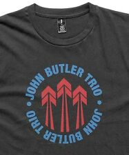 John Butler Trio - 2016 AUS Tour T-shirt - OFFICIAL NEW - Ladies Size 12 & 14