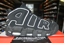 Nike Air More Uptempo Scottie Pippen Bulls Black Big Flight Zoom 414962 002