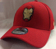 Iron Man Captain America: Civil War New Era 39THIRTY Stretch Fit Cap Hat 3930