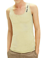 Mens New Fashion Sleeveless Pullover Singlet T-Shirts Tops