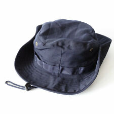 Bucket Hat Boonie Hunting Fishing Outdoor Cap Washed Cotton Outdoor Hat Sun