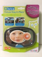 brica Deluxe Stay-in-Place Baby Mirror
