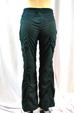 NWT Lululemon Dance Studio Pant II Sz 10 Regular Dark Fuel Green Lined RARE