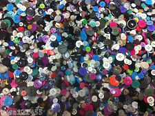 Buttons Mix Buttons for Clothing Assorted Size Assorted Colors