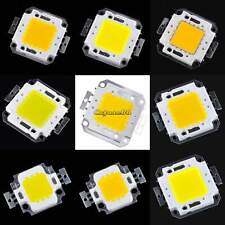 10/20/30/50/100W LED Chip Cool White High Power SMD LED Panel 900-9000LM Lamp Ca