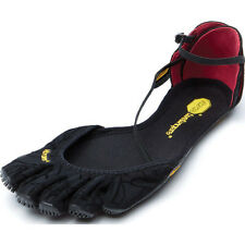 Vibram Five Fingers Vi S Womens Footwear Barefoot Trainers - Black All Sizes