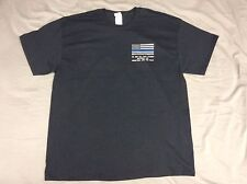 Custom Police Law Enforcement Thin Blue Line Romans 13:4 SHORT SLEEVE T-shirt