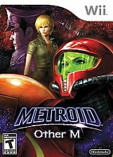 Metroid: Other M for Nintendo Wii Brand New! Factory Sealed!