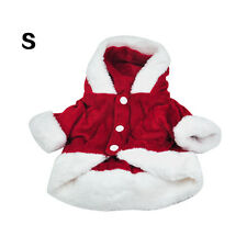 Sunny Dog Costumes Christmas Angel Wing Dog Coat Santa Suit - Red(S.M.XL.XXL)