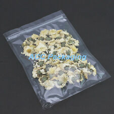 Zip Lock Clear Plastic Bags Baggies Resealable Packaging Poly For Accessories