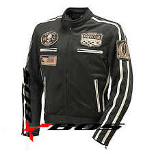Summer Mens Mesh Air Vent Motorcycle-Motorbike Armour Jacket CE Protector Jacket