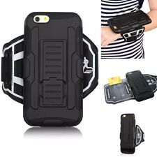 Sports Gym Running Jogging Workout Armband Case Arm Belt Clip Holder For iphone
