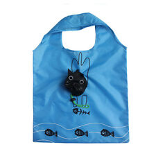 Eco Foldable Bags Grocery Tote Storage Reusable Animal Shopping Bags Travel Hot