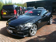 2015 Mercedes SLK55 AMG 5.5 421ps Auto SALVAGE DAMAGED REPAIRABLE DRIVES