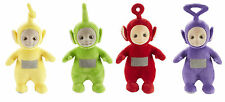 Teletubbies Talking Plush Soft Toy - Po, La La, Tinky Winky, Dipsy NEW 2016