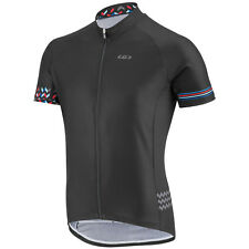 Louis Garneau Equipe GT Series SS Jersey Black/Blue/Red 2017