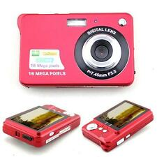 "TFT 2.7"" LCD Digital Camera Camcorder DV 18MP 1280x720 HD 8x Zoom Anti-Shake KP"