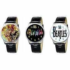 New The Beatles Stainless Wristwatch Wrist Watch
