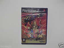 GRAFFITI KINGDOM for PLAYSTATION 2 'VERY RARE & HARD TO FIND'