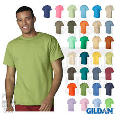 New Gildan Mens Ultra Cotton Mens Short Sleeve T Shirt Tee Sizes S-5XL 2000