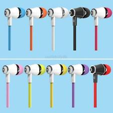 Cool Stylish In-Ear Earphones  Stereo Headphones Headset Earbuds With Microphone