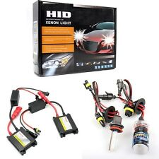 UK 35W H7 H11 XENON HID CONVERSION REPLACEMENT Headlight Bulbs Slim Ballast KIT