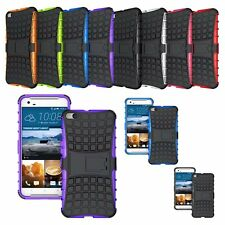 New Hybrid Hard Rugged Kickstand Case Cover For HTC Desire 526 620 820 One M8 M9