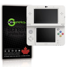 Nintendo 3DS New 2014 Screen Protector - Glossy Clear or Anti-Glare CitiGeeks®