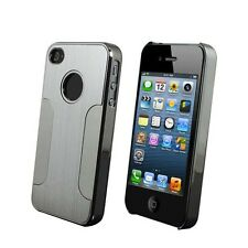 Luxury Aluminum Chrome Hard Protective Cover Case For iPhone 5/5S