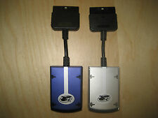 Lot of 2 Mad Catz Wireless MicroCon Adapter For PS2 No. 8386