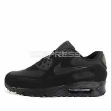 Nike Air Max 90 Essential [537384-046] NSW Casual Black/Black