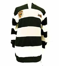 Barbarian Rugby Wear Tough Mudder Challenge Cotton Striped Shirt Sports Gear New