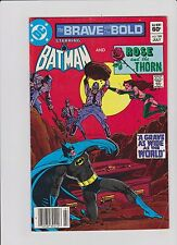 The Brave and the Bold #188 Batman F/VF (Jul 1982, DC)