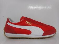 PUMA WHIRLWIND CLASSIC MEN'S ATHLETIC SHOES RED 351293-74 SELECT SIZE