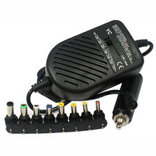 Universal Laptop Notebook Car Auto Charger DC 80W Power Supply Adapter 15V-24V