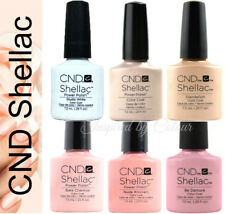 CND Shellac Power Polish Gel ~ Colours for FRENCH MANICURE ~ UV/LED Cured 7.3ml