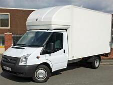 2014 FORD TRANSIT T350 Euro-5 TDCi 125ps LWB  Luton Box Van with 500kg Tail Lift