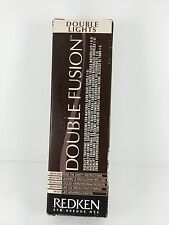 REDKEN  DOUBLE  FUSION - DOUBLE LIGHTS  60ML TUBE