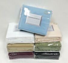3pc Microfiber Duvet Cover Bedding Set - Wrinkle Resistant - ALL SIZES & COLORS