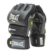 EVERLAST Boxing MMA Training Grapping Gloves Glove Muaythai Punching Kickboxing