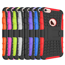 "Shockproof Hybrid Hard&Soft Rugged Cover Case For Apple iPhone 6 6s 4.7"" Inch"