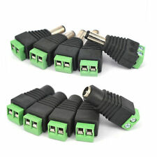 5pcs Power Supply Plug New Tools Connector Tool for 5050 3528 LED Strip Light b