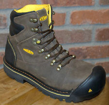 Keen Utility Men's Milwaukee 6-inch Soft Toe Work Boot | 1007977 | Size 13