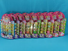 Squinkies Series 1,2,3,4,5,6,7,8,9 Bubble Packs 16pcs each Soft & Squishy 2010