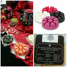 PARTYLITE MELTS Choose your Scent FORBIDDEN FRUITS RANGE Combined Post and Save