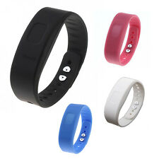 USB Bluetooth Incoming Call Vibrate Alert Alarm Band Bracelet polymer battery WS
